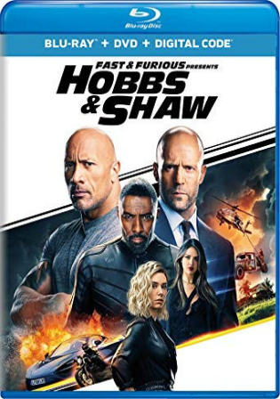 Fast and Furious Presents Hobbs and Shaw 2019 BRRip 450MB English 480p ESub Watch Online Full Movie Download bolly4u