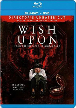 Wish Upon 2017 BluRay 700MB UNRATED Hindi Dual Audio 720p Watch Online Full Movie Download bolly4u