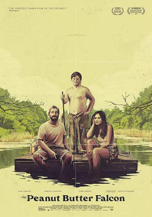 The Peanut Butter Falcon 2019 WEB-DL 300MB English 480p ESub Watch Online Full Movie Download bolly4u