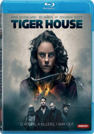Tiger House 2015 BluRay 300MB Hindi Dual Audio 480p Watch Online Full Movie Download bolly4u