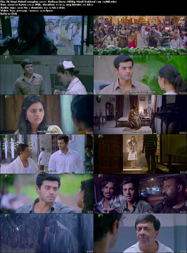 Ek Nayi Paheli 2019 HDRip 750Mb Hindi Dubbed 720p Download