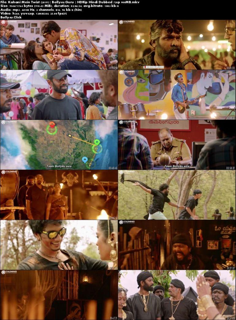 Kahani Mein Twist 2019 HDRip 900MB Hindi Dubbed 720p Download