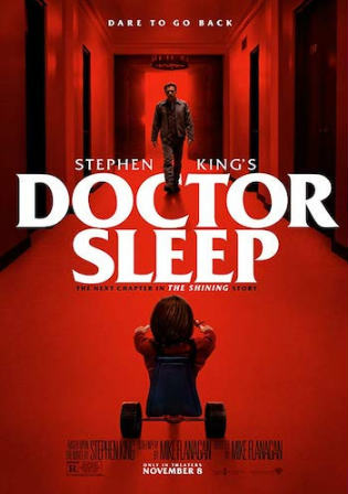 Doctor Sleep 2019 HDRip 400MB English 480p Watch Online Full Movie Download bolly4u