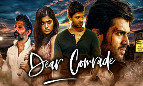 Dear Comrade 2019 HDRip 1Gb Hindi Dubbed 720p watch Online Free Download bolly4u