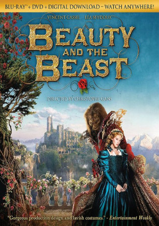 Beauty And The Beast 2014 BRRip 850Mb Hindi Dual Audio ORG 720p Watch Online Full Movie Download Bolly4u