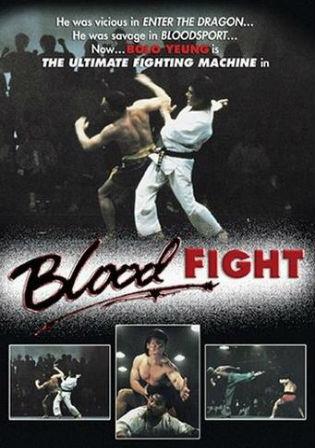 Bloodfight 1989 BluRay 750Mb Hindi Dual Audio 720p Watch Online Full Movie Download Bolly4u