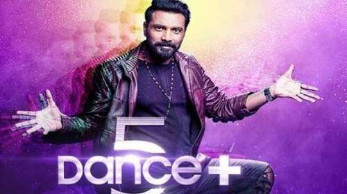 Dance Plus 5 HDTV 480p 250MB 09 February 2020 Watch Online Free Download bolly4u