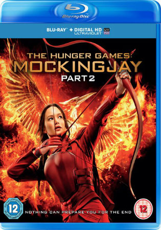 The Hunger Games Mockingjay Part 2 2015 BRRip 1GB Hindi Dual Audio 720p Watch Online Full Movie Download bolly4u