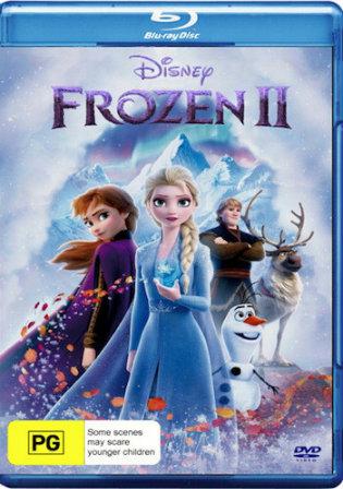Frozen 2 2019 BRRip 800Mb English 720p ESub Watch Online Full Movie Download bolly4u