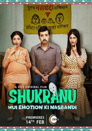 Shukranu 2020 WEB-DL 300MB Hindi 480p Watch Online Full Movie Download bolly4u