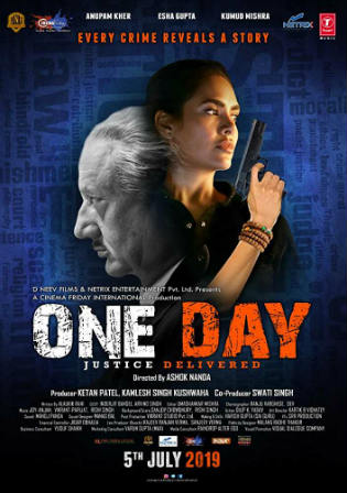 One Day Justice Delivered 2019 WEBRip 300MB Hindi 480p One Day Justice Delivered 2019 WEBRip 800MB Hindi 720p Watch Online Full Movie Download bolly4u