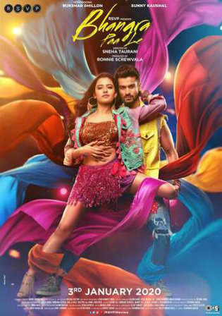 Bhangra Paa Le 2020 WEB-DL 900MB Full Hindi Movie Download 720p Watch Online Free bolly4u