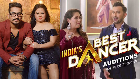 Indias Best Dancer HDTV 480p 300Mb 08 March 2020 Watch Online Free Download bolly4u