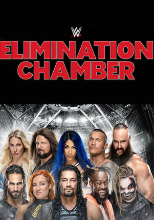 WWE Elimination Chamber 2020 PPV WEBRip 850MB 480p Watch Online Full Movie Download bolly4u