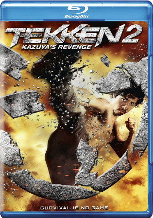 Tekken Kazuyas Revenge 2014 BluRay 700Mb Hindi Dual Audio 720p Watch Online Full Movie Download bolly4u