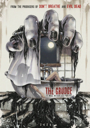 The Grudge 2020 HDRip 300MB English 480p ESub Watch Online Full Movie Download bolly4u
