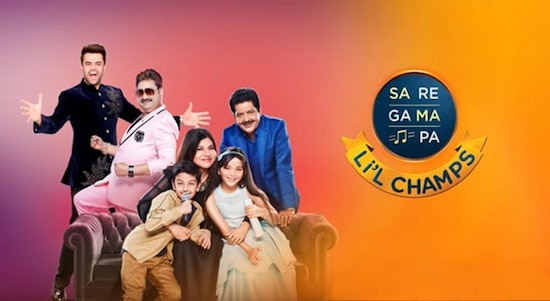 Sa Re Ga Ma Pa Lil Champs HDTV 480p 400Mb 21 March 2020 Watch Online Free Download bolly4u