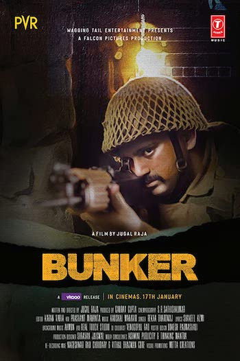 Bunker 2020 WEB-DL 250Mb Full Hindi Movie Download 480p