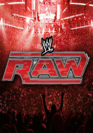 WWE Monday Night Raw HDTV 480p 350Mb 23 March 2020 Watch Online Free Download bolly4u