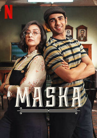 Maska 2020 WEBRip 300Mb Full Hindi Movie Download 480p Watch Online Free bolly4u