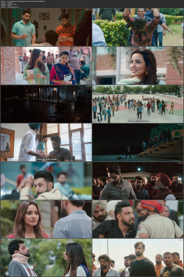 Ik Sandhu Hunda Si 2020 WEB-DL 800Mb Punjabi 720p Download