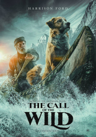 The Call of The Wild 2020 WEB-DL 750Mb Hindi Dual Audio 720p Watch Online Full Movie Download bolly4u