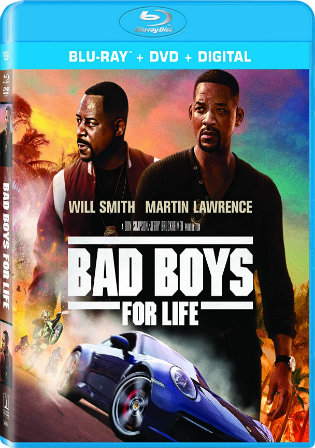 Bad Boys for Life 2020 BRRip 900Mb English 720p ESub Watch Online Full Movie Download bolly4u