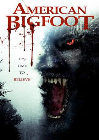 American Bigfoot 2017 WEBRip 950Mb Hindi Dual Audio 720p watch Online Full movie Download bolly4u