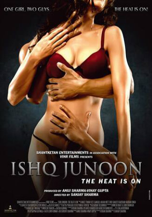 Ishq Junoon The Heat is On 2016 WEB-DL 1.1Gb Hindi 720p Watch Online Full Movie Download bolly4u