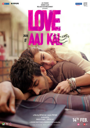 Love Aaj Kal 2020 WEB-DL 400Mb Hindi 480p Watch Online Full Movie Download bolly4u