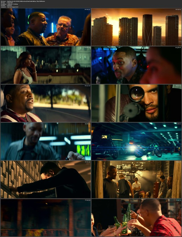 Bad Boys for Life 2020 BRRip 950Mb Hindi Dual Audio ORG 720p Download