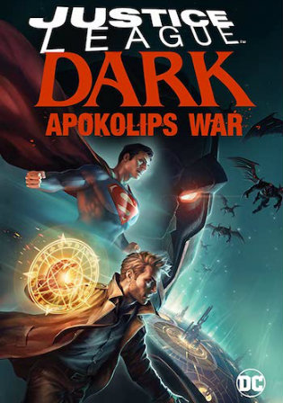 Justice League Dark Apokolips War 2020 WEBRip 300Mb English 480p ESub Watch Online Full Movie Download bolly4u