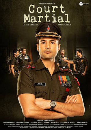 Court Martial 2020 WEB-DL 700MB Hindi 720p Watch Online Free Download bolly4u