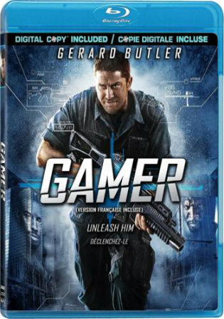 Gamer 2009 BRRip 650Mb Hindi Dual Audio 720p Watch Online Full Movie Download bolly4u