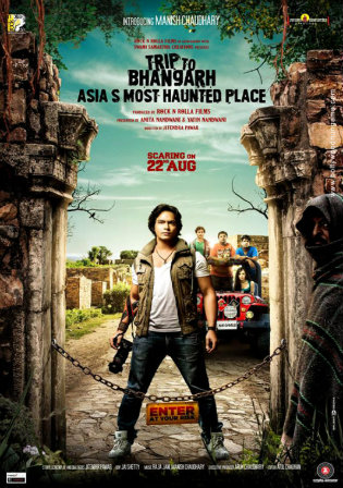 Trip To Bhangarh Asias Most Haunted Place 2014 WEB-DL 800Mb Hindi 720p Watch Online Full Movie Download bolly4u