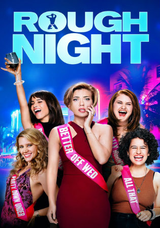 Rough Night 2017 BRRip 800Mb Hindi Dual Audio 720p Watch Online Full Movie Download bolly4u