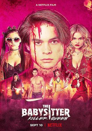 The Babysitter Killer Queen 2020 WEB-DL 300Mb Hindi Dual Audio 480p Watch Online Full Movie Download bolly4u