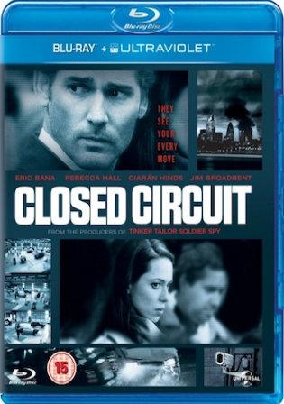 Closed Circuit 2013 BRRip 950MB Hindi Dual Audio 720p Watch Online Full Movie Download bolly4u
