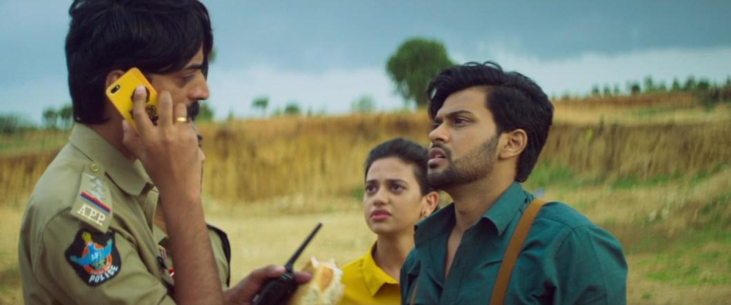 Download Agent Sai Srinivasa Athreya (2019) Hindi Movie WEB - DL