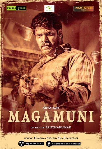 Magamuni (2019) UNCUT WEB-DL Dual Audio [Hindi & Tamil] 1080p 720p 480p [x264/HEVC] HD