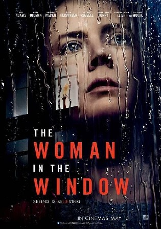 The Woman In The Window 2021 WEB-DL 350Mb Hindi Dual Audio 480p Watch Online Full Movie Download bolly4u