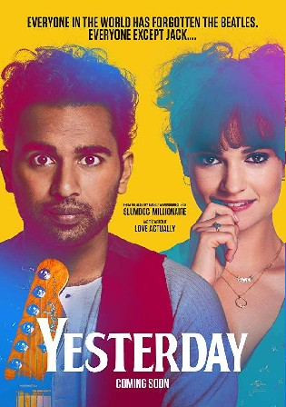 Yesterday 2019 WEB-DL 300Mb Hindi Dual Audio 480p Watch Online Free Download bolly4u