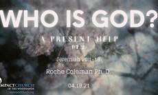 Who Is God pt2