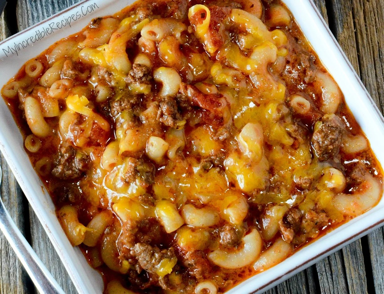 For Work Potluck Recipes