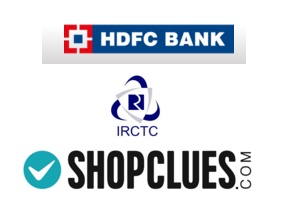 hdfc coupons for shopclues