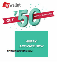 Bookmyshow Wallet Activate Offer