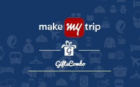 MakeMyTrip Gift Card Offer