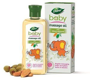 Dabur Baby Massage Oil Offer
