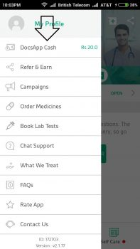 Docsapp Loot Refer & Earn