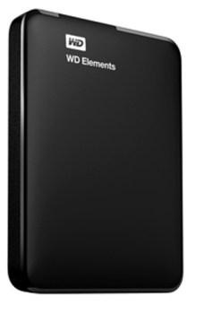 Flipkart WD Elements Sale